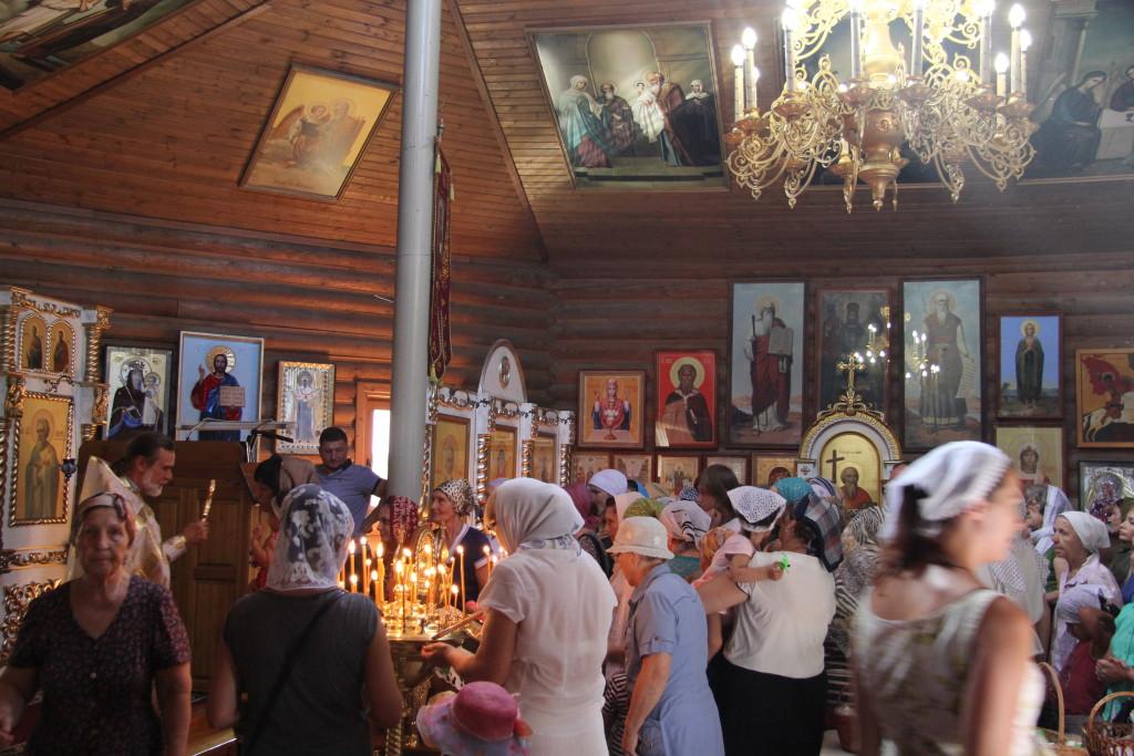 Праздник Преображения Господня в 2016 г.